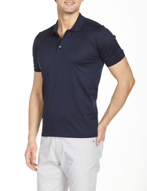 8681946177609 Regular Fit Desenli Polo Yaka T-Shirt