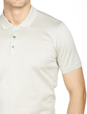 8681946177661 Regular Fit Desenli Polo Yaka T-Shirt