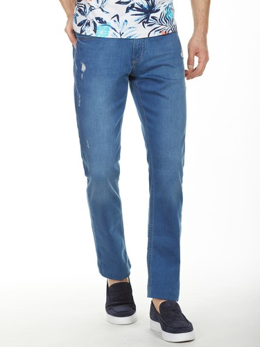 8680802975939 Slim Fit Jean Pantolon