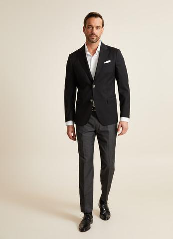 Regular Fit 6 Drop Platinum Blazer Ceket