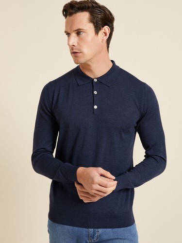 8681946003595 Regular Fit Polo Yaka Triko