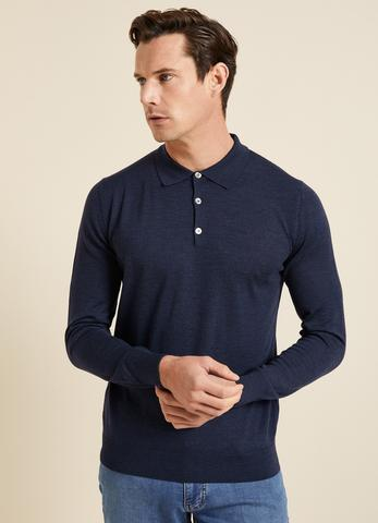 Regular Fit Polo Yaka Triko