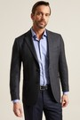 8681946253075 Slim Fit 6 Drop Blazer Ceket